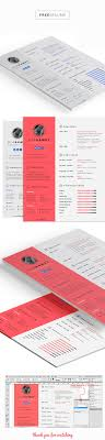 Best 25 Free Indesign Resume Template Ideas On Pinterest Cv