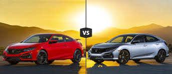 2021 vs. 2020 Honda Civic: What's New?
