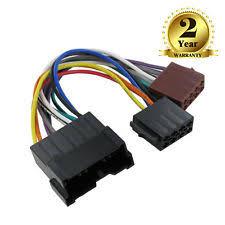 hyundai santa fe wiring looms ct20hy02 car stereo wiring harness adaptor lead for hyundai accent atos elantra
