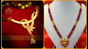 traditional nepal mangalsutra designs latest red beads mangalsutra designs latest jewellery designs