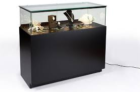 used countertop jewelry display cases