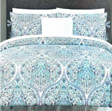 bedding quilt set twin anchor cynthia rowley comforter 6 piece queen terrific teal be