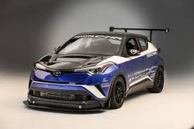 Toyota C-HR R-Tuned Is a 600 HP Juke-R Rival - autoevolution