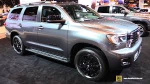 2018 Toyota Sequoia Concept, Redesign and Review - Car 2018 : Car 2018