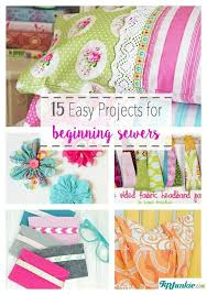 Easy Things To Make On Sewing Machine