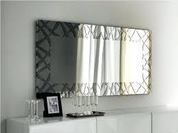 contemporary wall mirrors mirror modern floor luxury interesting bathroom