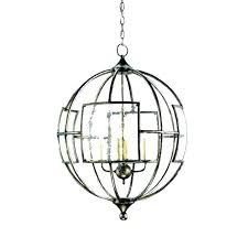 seeded glass chandelier chandeliers lamp base rustic