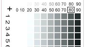 Color Printer Test Page Hp Color Laser Printer Test Page Printable