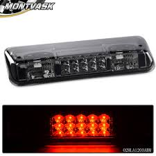 2008 F150 Brake Light Bulb Details About For 2004 2008 Ford F150 Pickup Truck 3rd Led Brake Light Lamp Black Housing