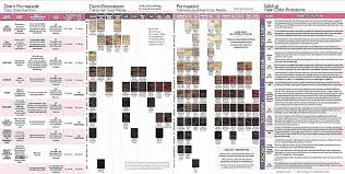 Matrix Demi Permanent Hair Color Chart 23 Faithful Koleston Colour Charts