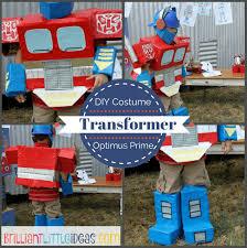 diy optimus prime transformer costume transformers costume3