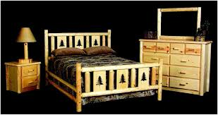 Pine Log Bedroom Furniture Bedroom Picture Of Bear Rustic Bedroom Furniture Log Beds Rustic