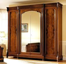 wooden closet clothes wardrobe cabinet wooden closet wardrobe how to make hang wardrobe of wood movable wooden closet