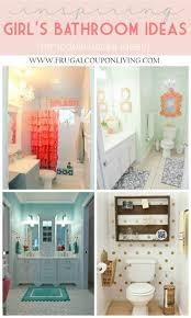 diy bathroom decor pinterest. Nice Girl Bathroom Ideas With About Decor On Pinterest Mermaid Diy F