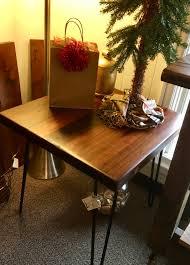 Redwood End Table Wooden Wonders