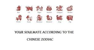 Chinese Zodiac Chart 2017 Your Soulmate According To The Chinese Zodiac