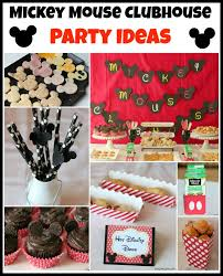 Mickey Mouse Party Printables Free Mickey Mouse Clubhouse Party Ideas Free Mickey Mouse Printables