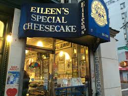 """Résultat de recherche d'images pour """"eileen's special cheesecake"""""""