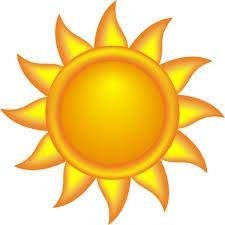 Sun Template Printable Sun Clipart Template