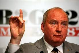 Radio journalist and respected scientist Alan Jones told his listeners on 2GB this morning that the Higgs Boson Particle – supposedly 'discovered' after ... - alan-jones
