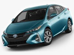 Toyota Prius Prime 2017 3D model | CGTrader