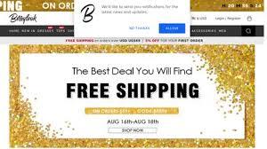 Berrylook Size Chart Berrylook Reviews 921 Reviews Of Berrylook Com Sitejabber
