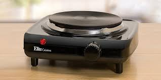 8 best electric burners in 2018 hot plates and small electric stoves for cooking
