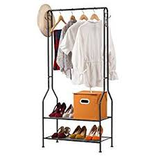Home To Office Solutions Coat Rack Amazon LANGRIA Heavy Duty Commercial Grade Clothing Garment 47