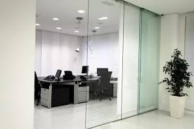 office cabins. Transparent Glass Office Cabins