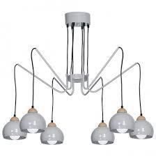 Grohandel Holz Und Glas Kronleuchter Vintage Pendent Licht