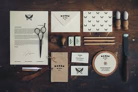 Best free packaging mockups from the trusted websites. 55 Dapper Branding Design Projects For Barber Shops