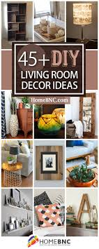 45 beautiful diy living room decorating ideas for a and easy remodel