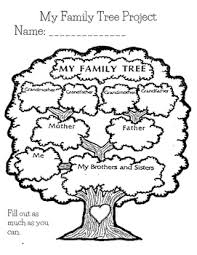 My Family Tree Home Project