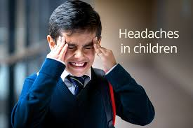 Dehydration Headache Location Chart Headaches In Children Causes And Symptoms
