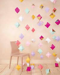 10 Diy Origami Ideas For Your Wedding Martha Stewart Weddings