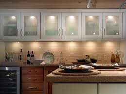 Kitchen Wall Unit Lights Plug In Under Cabinet Lighting Above