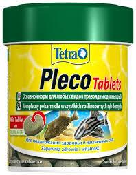 Сухой <b>корм Tetra</b> Pleco <b>Tablets</b> для рыб — купить по выгодной ...
