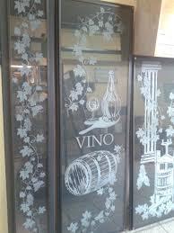 Sandblast Glass Designs Gallery Sandblasted Glass Samples For Restaurant Member Albums