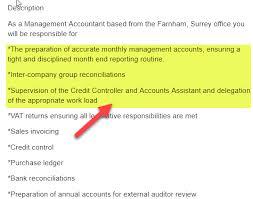 Accounting Career Progression Chart Financial Accounting Careers Top 6 Career Path In