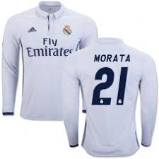 Jersey Soccer Alvaro For Morata - com Sale Realmadridplayershop|In Case Your Dog Could Talk, What's The First Thing He/she Would Say?