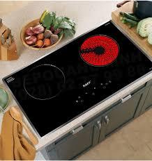 Bếp từ đôi hồng ngoại cảm ứng KAFF KF-FL109IC Chính Hãng - BẾP QUANG MINH  VIỆT NAM