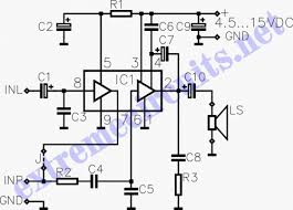 super simple 3 watt audio power amplifier eeweb community and recorder applications and delivers up to 4 watt in a 4 ohm load impedance the very low applicable supply voltage of 3 6 v permits 6 v applications