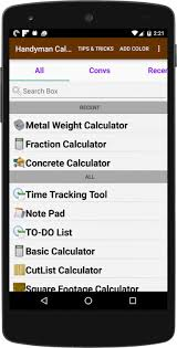 handyman estimating software free handyman calculator 2 3 7 free download
