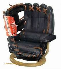 baseball chair nice looking baseball glove chair pretty cool stuff room