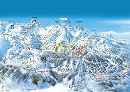 val thorens work a winter snow season trail map