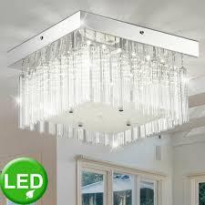 Business Industrie Led 18w Decken Lampe Rund Leuchte Chrom