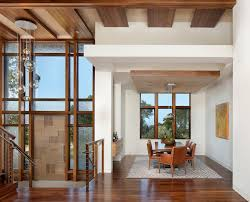 Peach Living Room Peach Living Room With Framed View Dining Room Modern And San