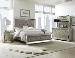 Mirror Bedroom Suite Farrah King Bedroom Group By Pulaski Furniture Hollywood Glam