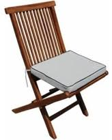 chic teak furniture. perfect chic chic teak california outdoor dining chair cushion and furniture u