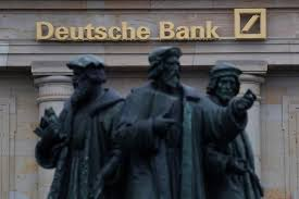 Deutsche Bank Share Price Chart Deutsche Bank Share Price Is Restructuring A Positive For